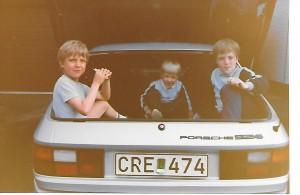 Det gick att leka både i Ginettan och i Porschen