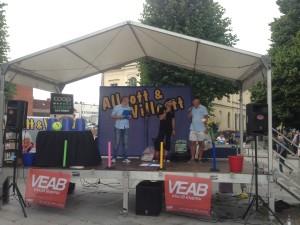 Vinnare folketsröst Karloscar dag 2015